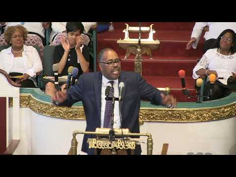 Greater St. John Missionary Baptist Church Oakland HD, Bishop J. Macklin