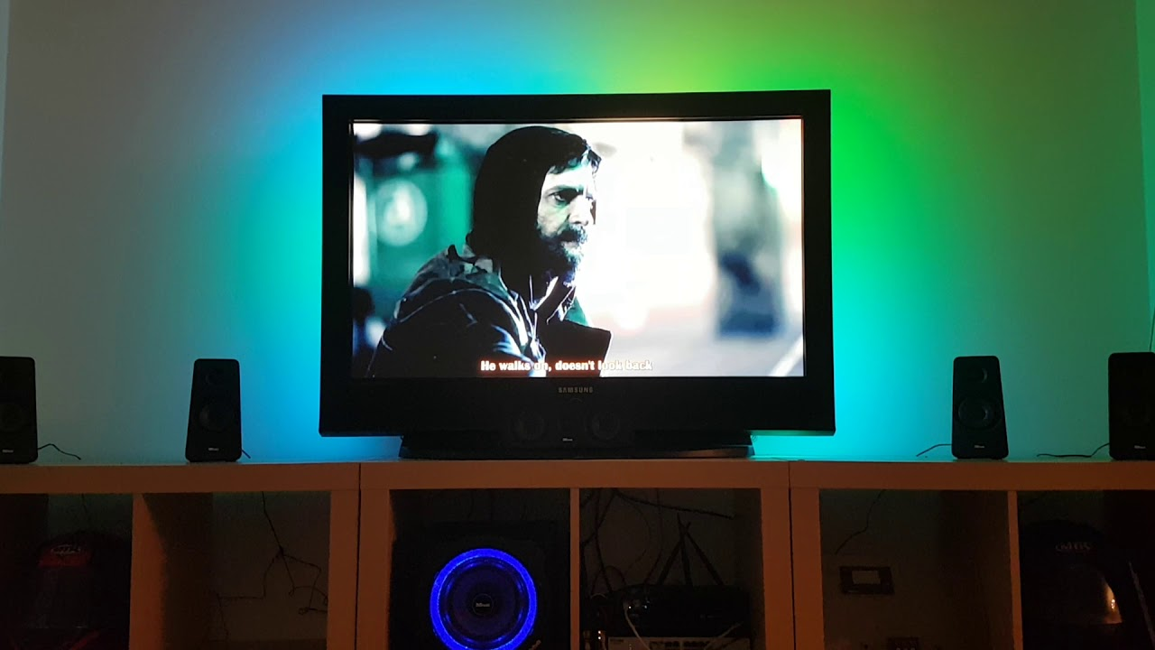 Old TV Ambient LED Light With Kodi: 7 Steps (with Pictures)