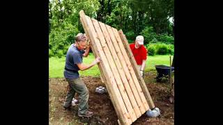 Firewood Shed Plans | How To Build A Firewood Shed