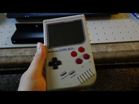 Game Boy Zero - TheBeard Science Project Wiki