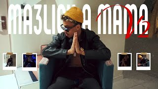 Смотреть клип Kinzo - Ma3Lich A Mama V2