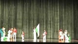 MI Tamil Sangam Pongal 2010 Bharatha Vilas Dance
