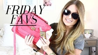 Friday Favs: Anthropologie, The Balm + More | vlogwithkendra