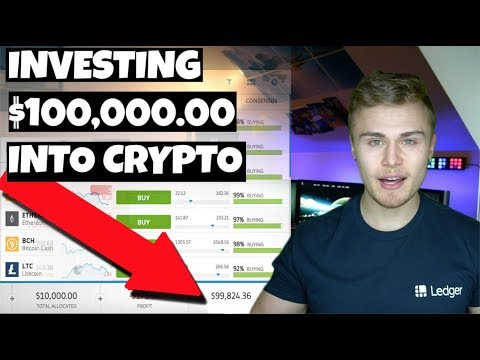 Investing $100,000 Into Cryptocurrency In 2019 With No Risk. You Can Too...