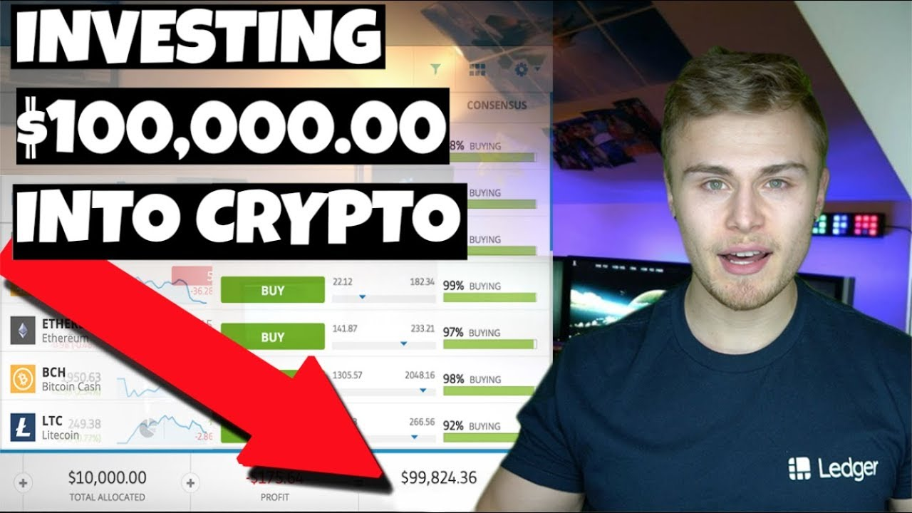 whats the risk in investing into cryptocurrency
