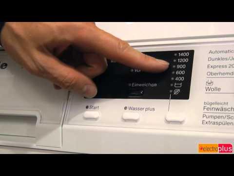 Waschmaschinen - Darauf kommt es an! - YouTube