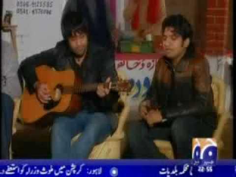 Rana Hasan Project in choraha (Geo News) with Hasan Nisar.mp4