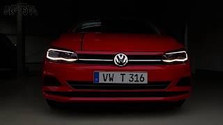 VW Polo NEU 2018 Modell Beats VW flash rot POV Review der neue Volkswagen Walkthrough no GTI  #3