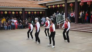 Chinese New Year 2019 Celebration at IBPS (Austin, TX)-Tap Dance Performance by Clickety Cloggers