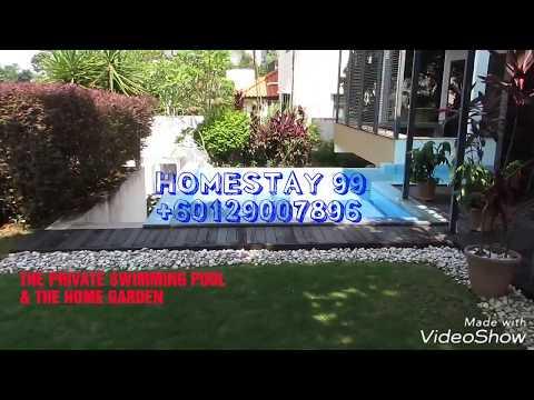 Ukay Height, Ampang, Kuala Lumpur - Luxury Private Swimming Pool Villa