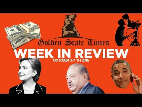 Golden State Times: Review Of The 1st Week Of October