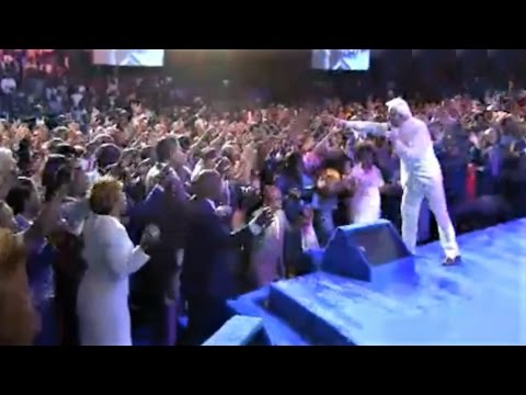 Benny Hinn - Holy Spirit Rain Down on Nigeria
