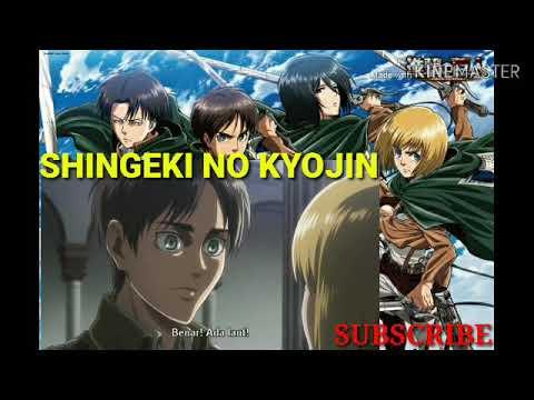 Shingeki No Kyojin Season 3 Part2 Episode 10 Sub Indo(END)