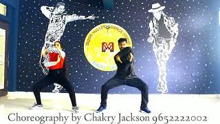 Taki Taki | Dj Snake | Dance | Chakry Jackson | Ashika | Moon Walker Dance Studio