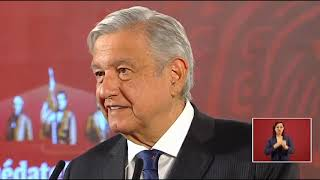 Reitera El Presidente Andrés Manuel López Obrador Su Apoyo A La Ciencia,  A Través Del Conacyt