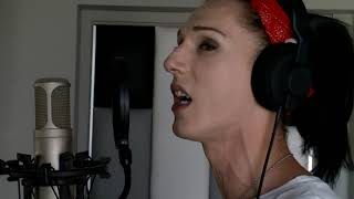 """Philippa Santos """"fight song """" (cover version)"""