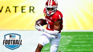 Top 50 Plays Of Indiana WR Whop Philyor   Big Ten Football In The 2021 NFL Draft