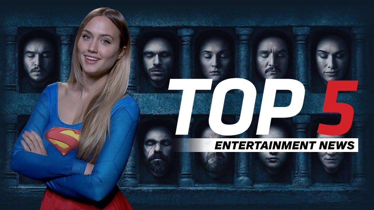 Weekly Top 5 Game Of Thrones Season 7 And Weekend Box