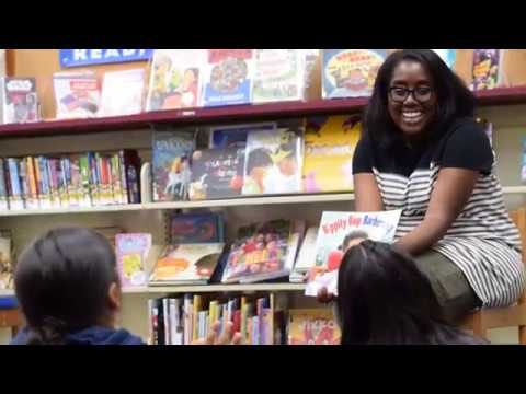 For Read-In Volunteers: Reading a Book Aloud to Students