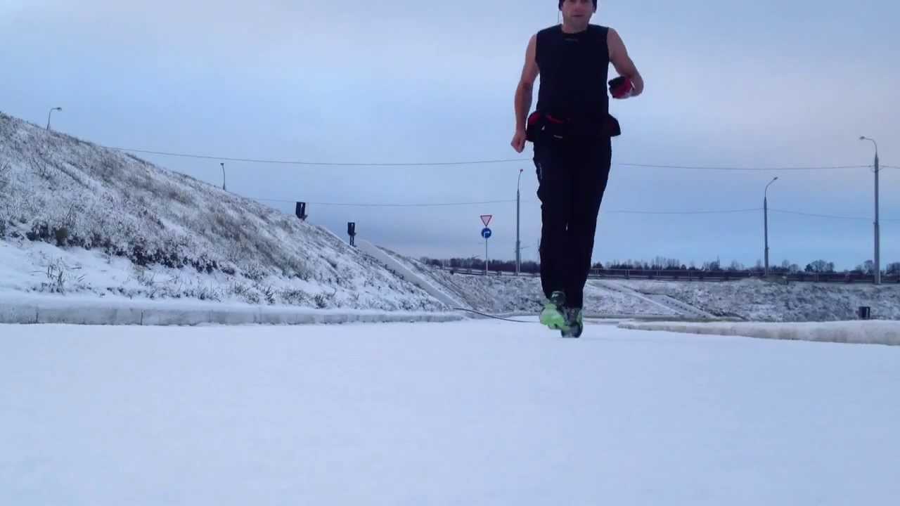 Закаливание и бег. Бег зимой, как средство закаливания.