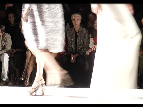 ERMANNO SCERVINO | FASHION SHOW FALL 2016 - EXCLUSIVE LUCKY BLUE POINT OF VIEW