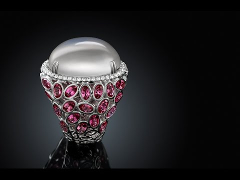 Jewelry Light Painting Photography Challenge on Photigy.com