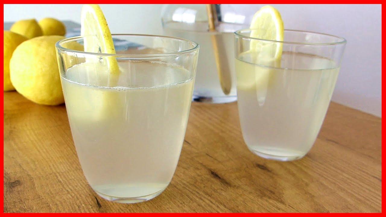 Limonada Casera, Receta Fácil