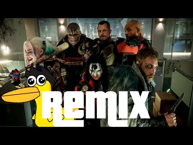 Suicide Squad Remix   Nilsson Maduck Remix   TRAP