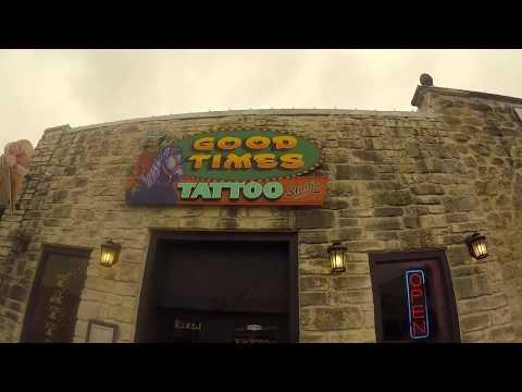 Dylan Jonze  : Tattoo Artist