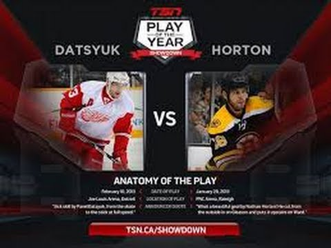 Tsn hockey play of the year