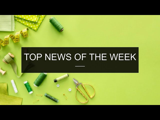 Top News of the Week – 14 to 20 August 2020