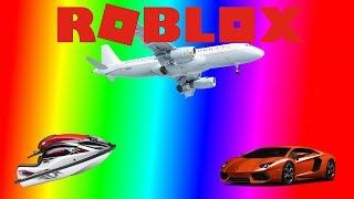 Roblox | Simulador de veículos | EP1