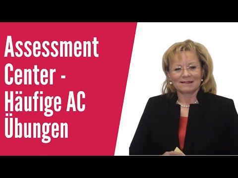 Häufige Assessment Center Übungen