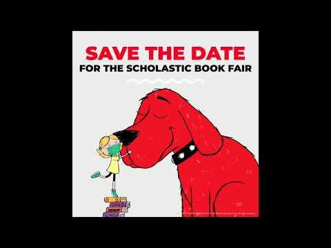Children's Book Week and Scholastic Book Fair at Robinson Intermediate School.