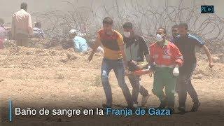 Jornada sangrienta en la Franja de Gaza | Prensa Libre