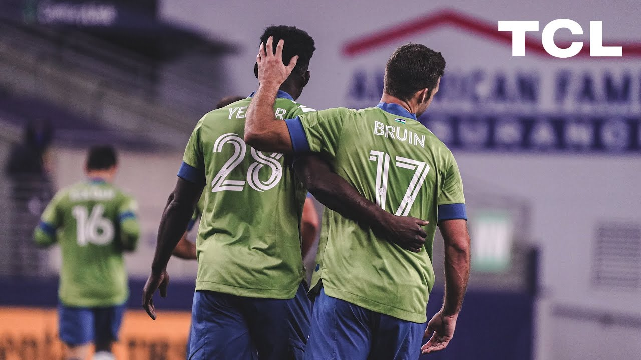 TCL Play of the Match: Will Bruin's late equalizer in stoppage time