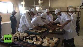 Ejército boliviano producirá pan mientras dure la huelga de panaderos