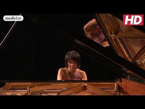 Yuja Wang - Gaspard de la Nuit (Scarbo) - Ravel: Verbier Festival 2016