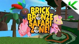 SAFARI ZONE AND DECCA BEACH! NEW UPDATE! - Pokemon Brick Bronze