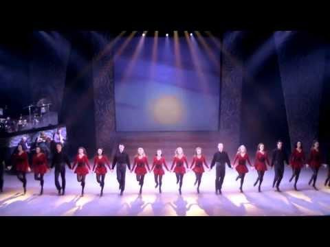 Riverdance Finale HD Bluray 720p / استعراض لخطوة الرقص الإيرلندية