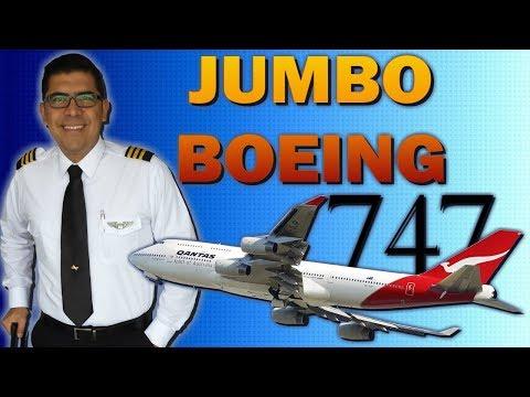 ¡BOEING 747, ÉPICO POR DONDE LO MIRES! Especial 74.700 Subs. (116)