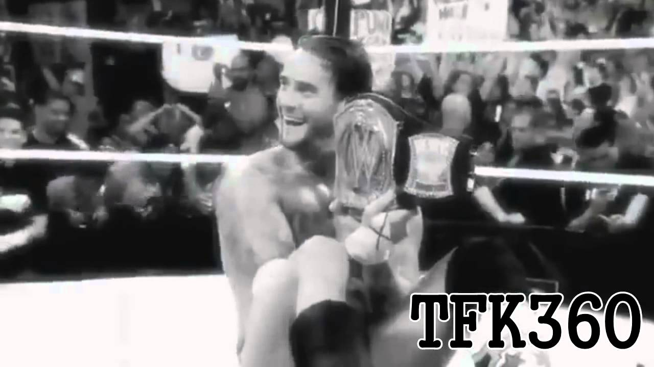 WWE Cult of Personality CM Punk 2nd Theme Song - video dailymotion