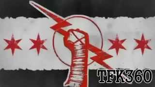 CM Punk Theme Song Titantron 2014