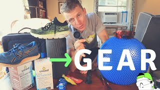Major Running Gear Updates: Shoes, Watches, and Recovery
