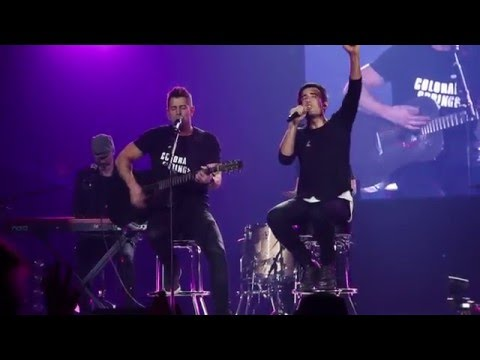 Jeremy Camp & Phil Wickman - Overcome (Live)