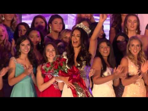 Crowning Moment Miss New Jersey Teen USA 2016