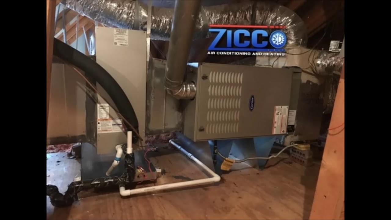 Zicco Air Conditioning and Heating - (281) 741-6799 - YouTube