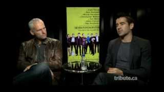 Martin McDonagh & Colin Farrell - Seven Psychopaths Interview With Tribute At TIFF 2012