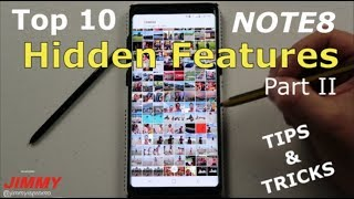10 Galaxy Note 8 Tips, Tricks & Hidden Features [Part 2]