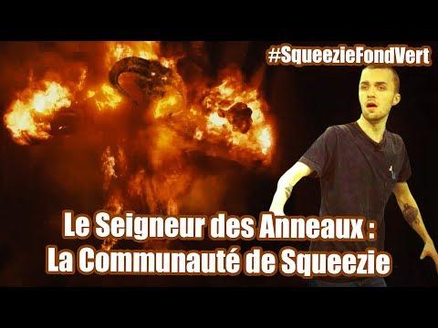 #SqueezieFondVert : La Communauté de Squeezie (Le Seigneur des Anneaux) streaming vf